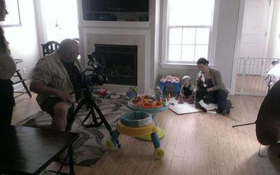 Dogs to Diapers   Behind The Scenes