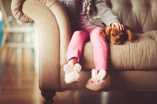 The Right Way to Supervise Dogs and Kids