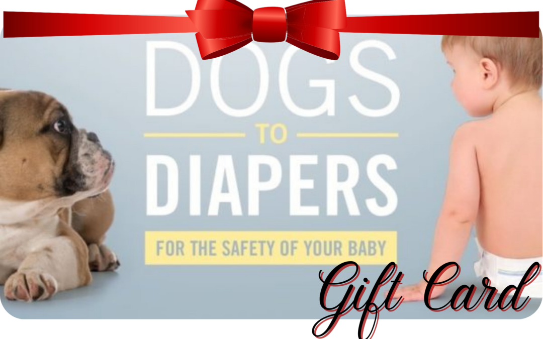 Unique Baby Shower Gift | For The Family Dog